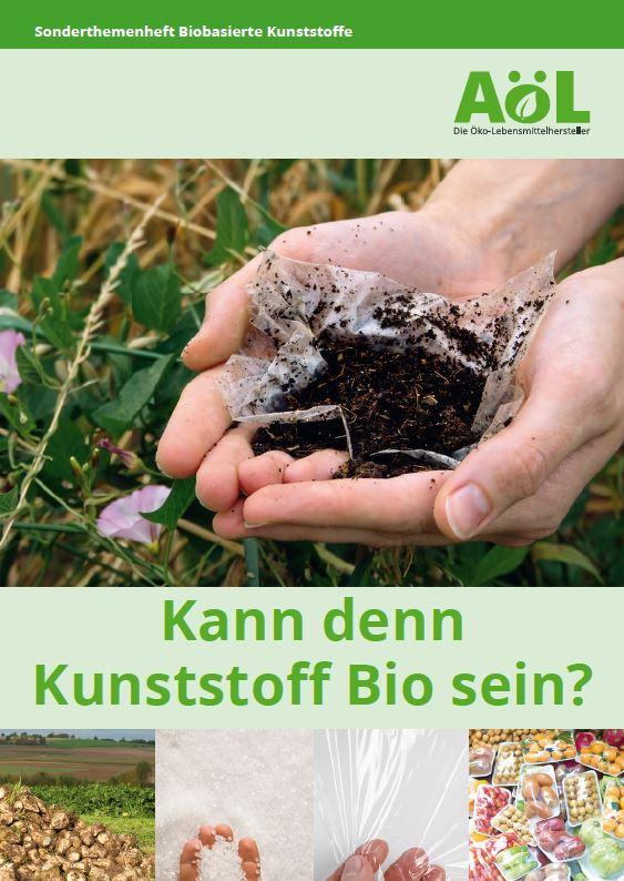 Bio Kunststoffe Titel